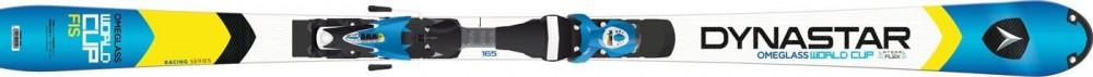 2015 Dynastar Omeglass FIS R20 WC SL 165cm skis