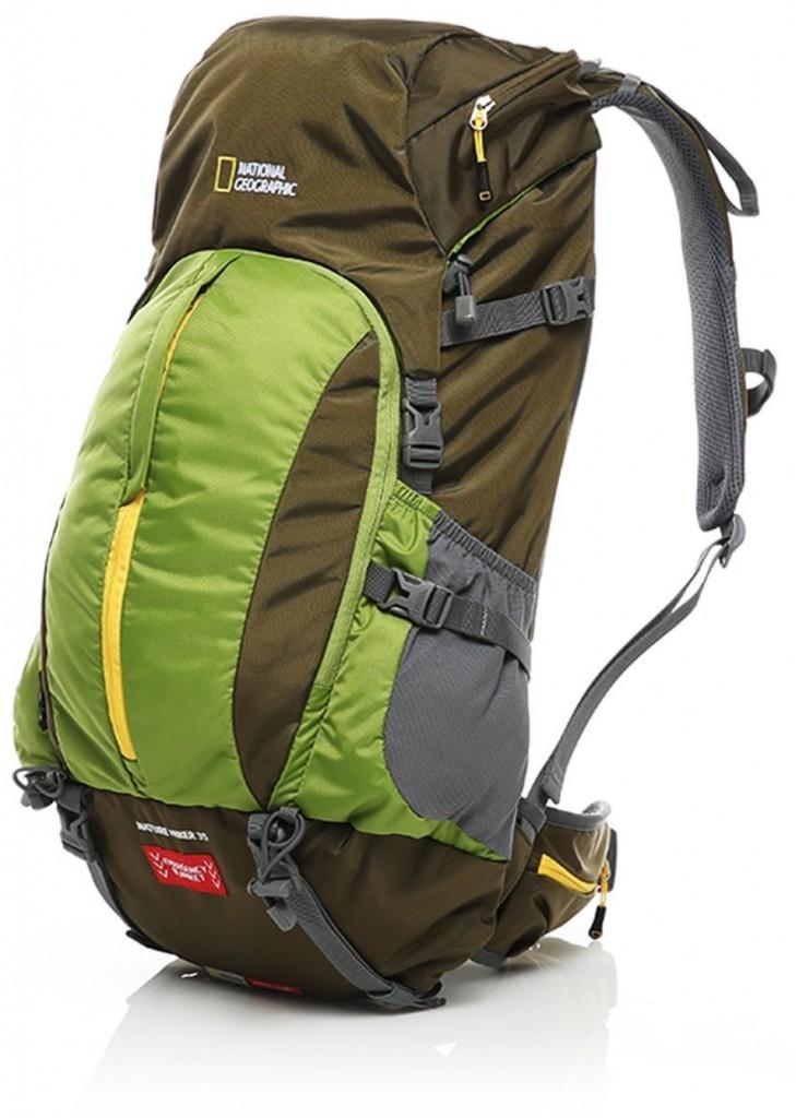 National Geographic Ng Ng Np1403 Khaki Technical Backpack