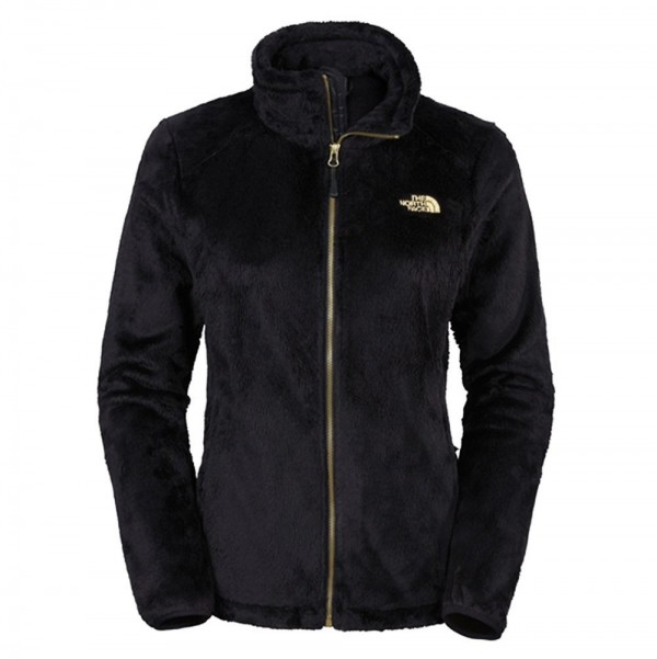 North Face Osito 2 Womens Full Zipper Fleece Jacket