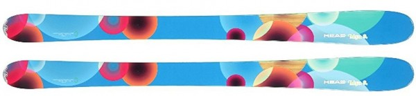 2014 Head Mya 9 SW 170cm Womens Skis