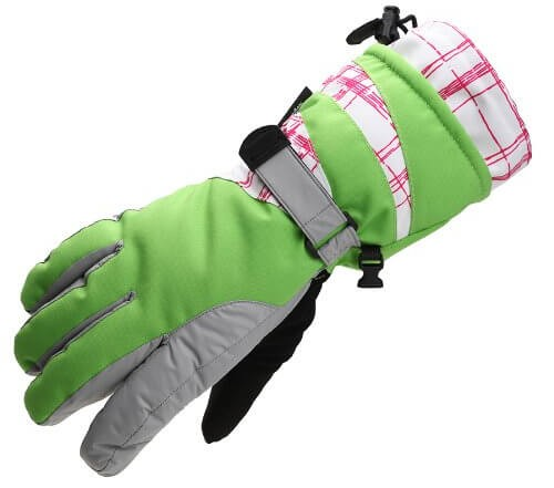Modovo High Quality Winter Waterproof Outdoor Ski Gloves