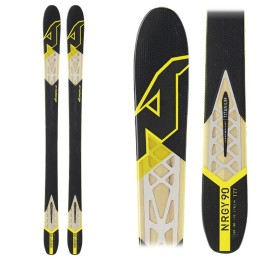 The Nordica Mens NRGY 90 Skis