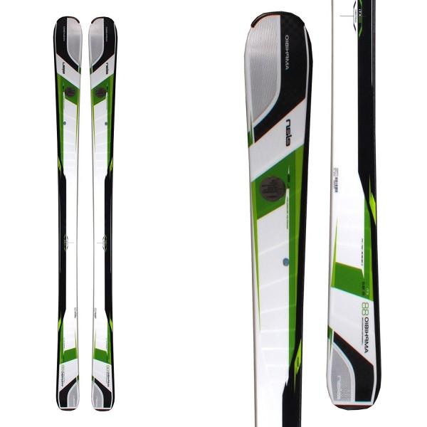 Elan Amphibio 88 XTI Snow Ski 2013/2014