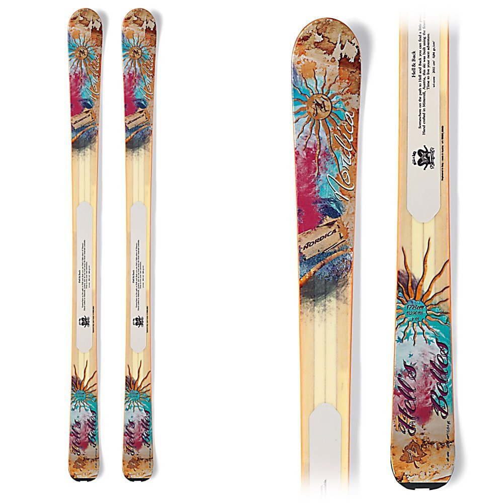 Nordica Hell's Belles Skis