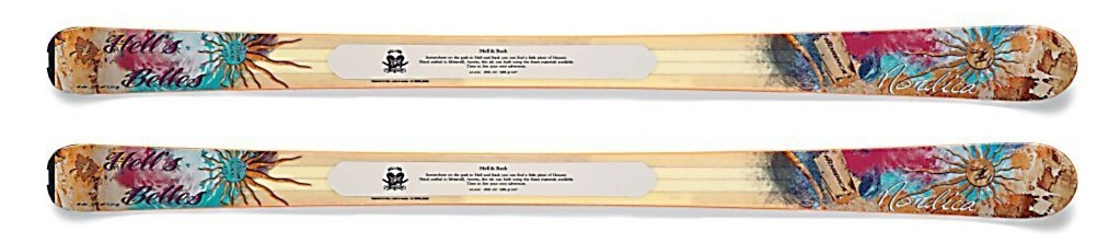 2013 Nordica Hells Belles Womens Skis
