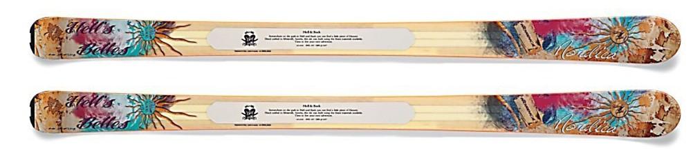 2013 Nordica Hells Belles Womens Skis