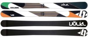 2014 Volkl Junior Gotama Skis