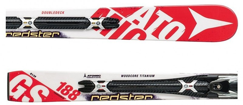 Atomic Redster FIS D2 GS Race Skis 2015