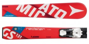 Atomic Redster FIS GS Jr. S Junior Race Skis