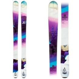 Salomon Lumen Review – Women Skis