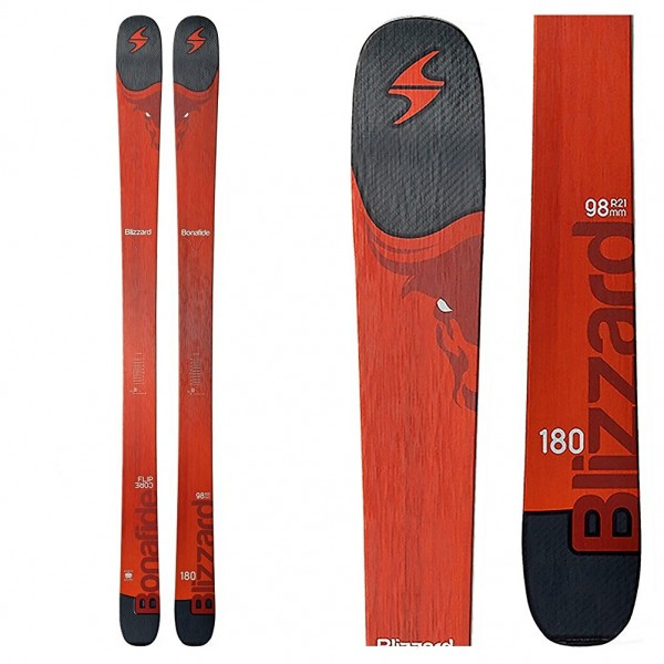 Blizzard Bonafide Skis Mens