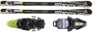 Fischer RC4 Skis