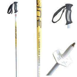 Ski Poles Carbon Composite Graphite