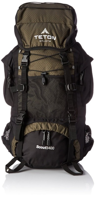 TETON Sports Scout3400 Internal Frame Backpack