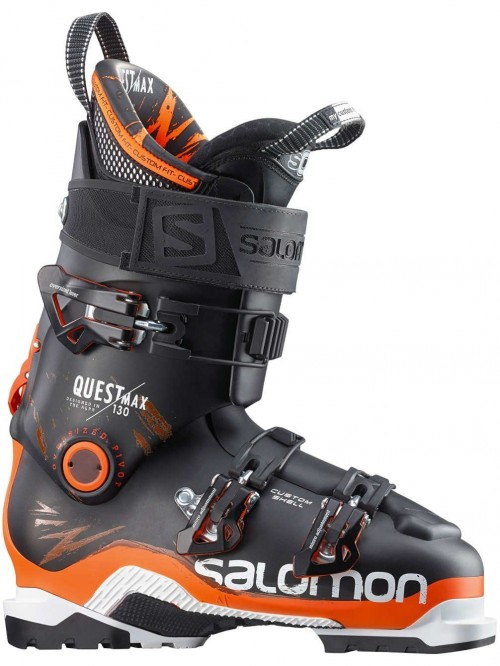 Salomon Quest Max 130 Alpine Touring Boot
