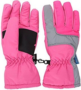 Simplicity Women's Thinsulate Lined Waterproof Gloves