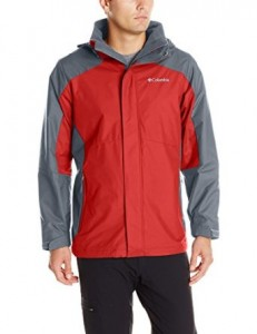 Columbia Mens Eager Air Interchange 3-in-1 Jacket