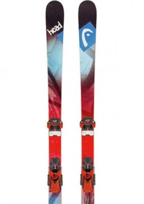 Head The Caddy Skis For Men