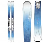 K2 Luv 75 Skis For Women