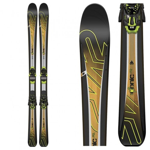 K2 iKonic 80Ti Skis