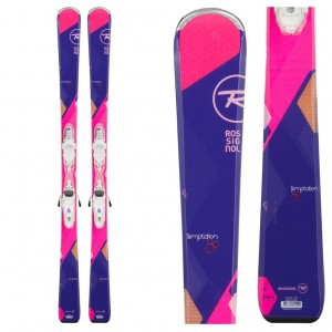 Rossi Temptation 88 W Skis