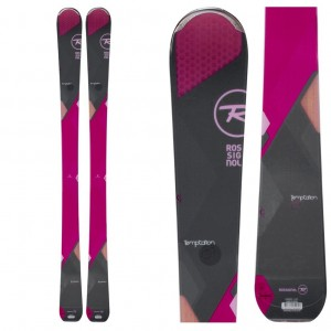 Rossignol Temptation 88 Womens Skis 2017