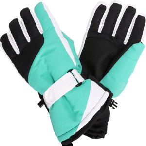 Simplicity 3M Thinsulate Waterproof Womens Ski Gloves