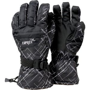COPOZZ Waterproof Ski Snowboard Gloves