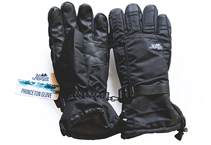 Mountain Made Waterproof Insulated Winter Gloves