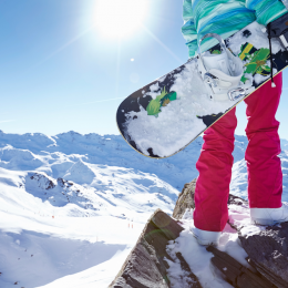 5 Of The Best North Face Ski Pants:Comfy & Chic