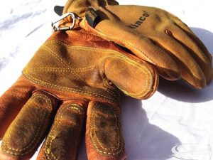 kincos ski gloves