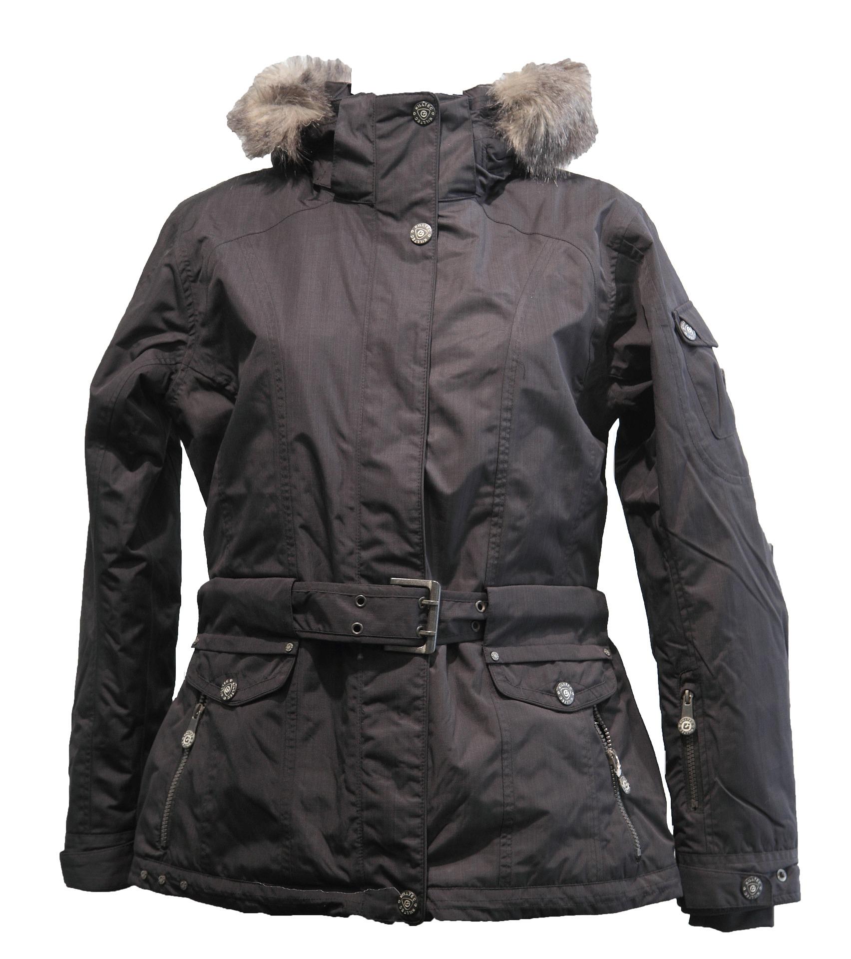 Black WomenSki Jacket