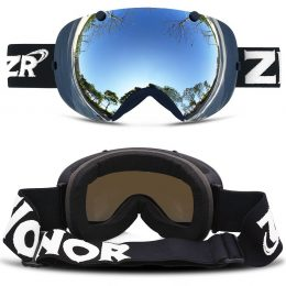 8 Best Zionor Ski Snowboard Goggles of 2019
